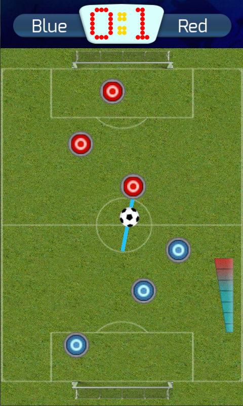 Genius Button Football demo