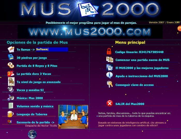 Mus 2000