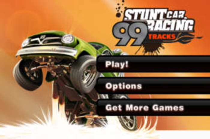 Stunt Car Racing 99 Tracks