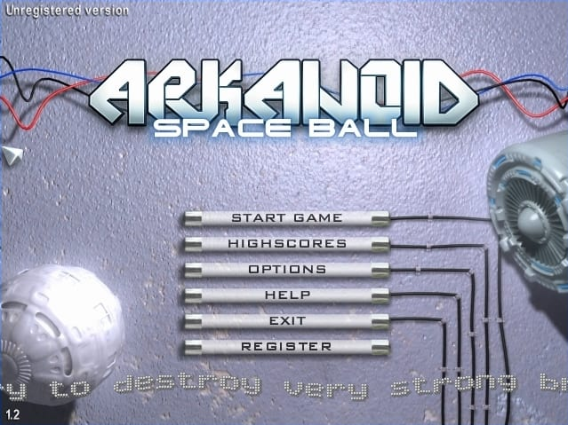 Arkanoid: Space Ball Windows