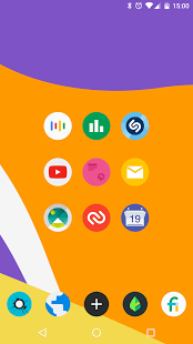 FlatDroid - Icon Pack