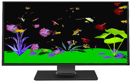 Digital Aquarium Screensaver 1.8.1
