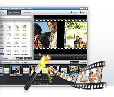 Wondershare DVD Slideshow Builder