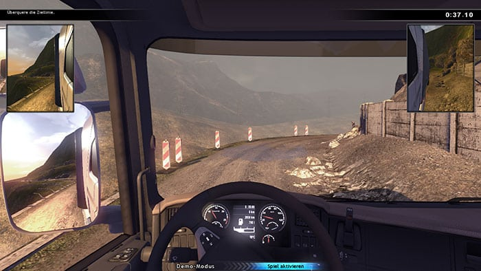 Scania Truck Driving Simulator Extended