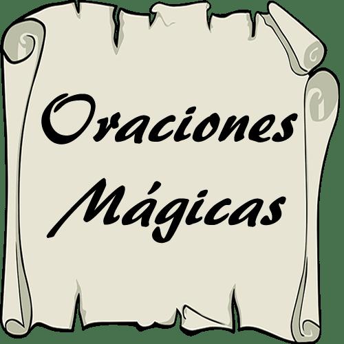 Oraciones Mágicas 1