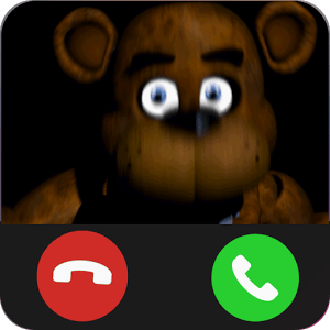 Fake Call From Freddy Five Night Prank