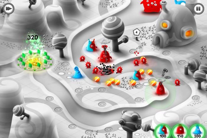 Jelly Defense 1.12 (iPhone y iPad)