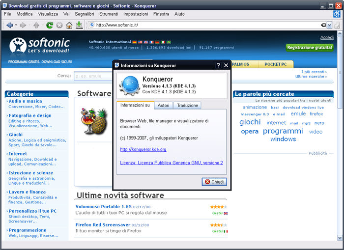 KDE Installer for Windows