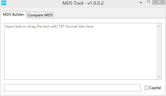 MD5 Tool
