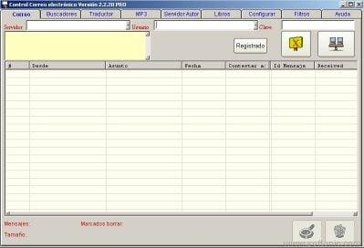 Control Email Pro
