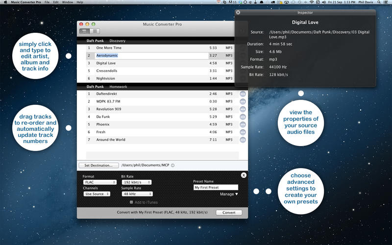 Music Converter Pro