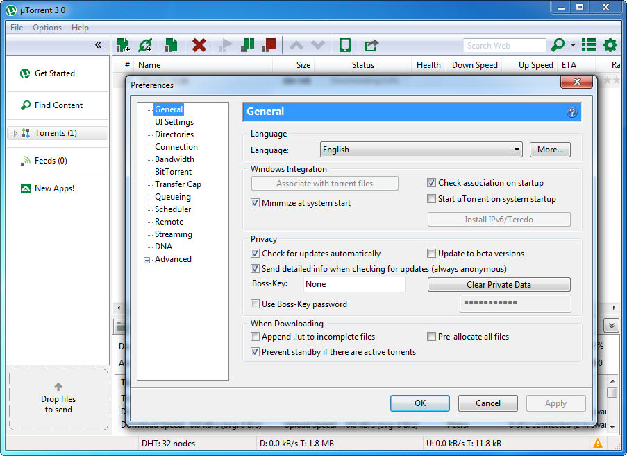Download Old Versions of BitTorrent for Windows