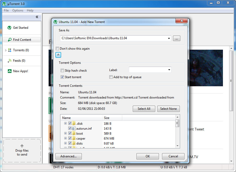 where to download utorrent for free