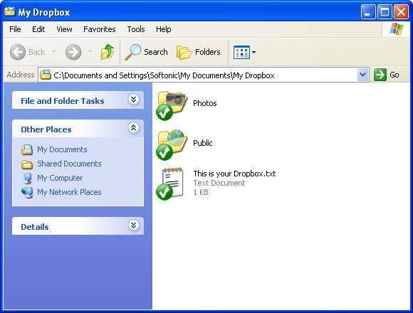 Dropbox: Store, sync and share your files online