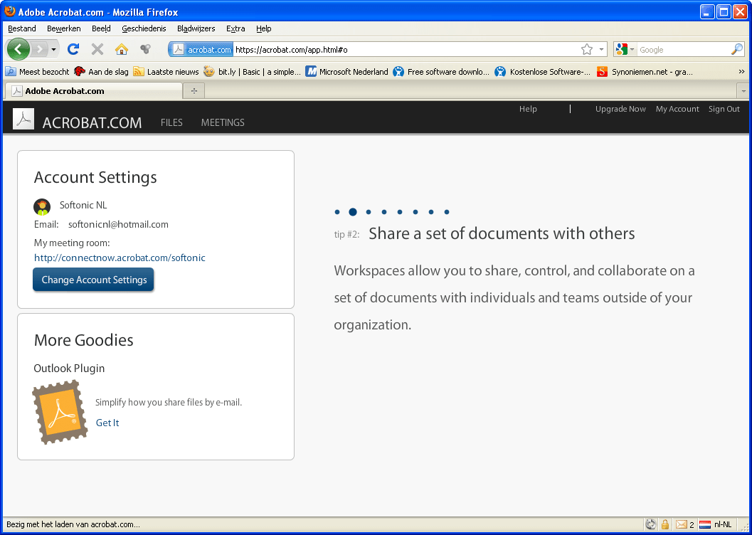 Adobe Acrobat.com