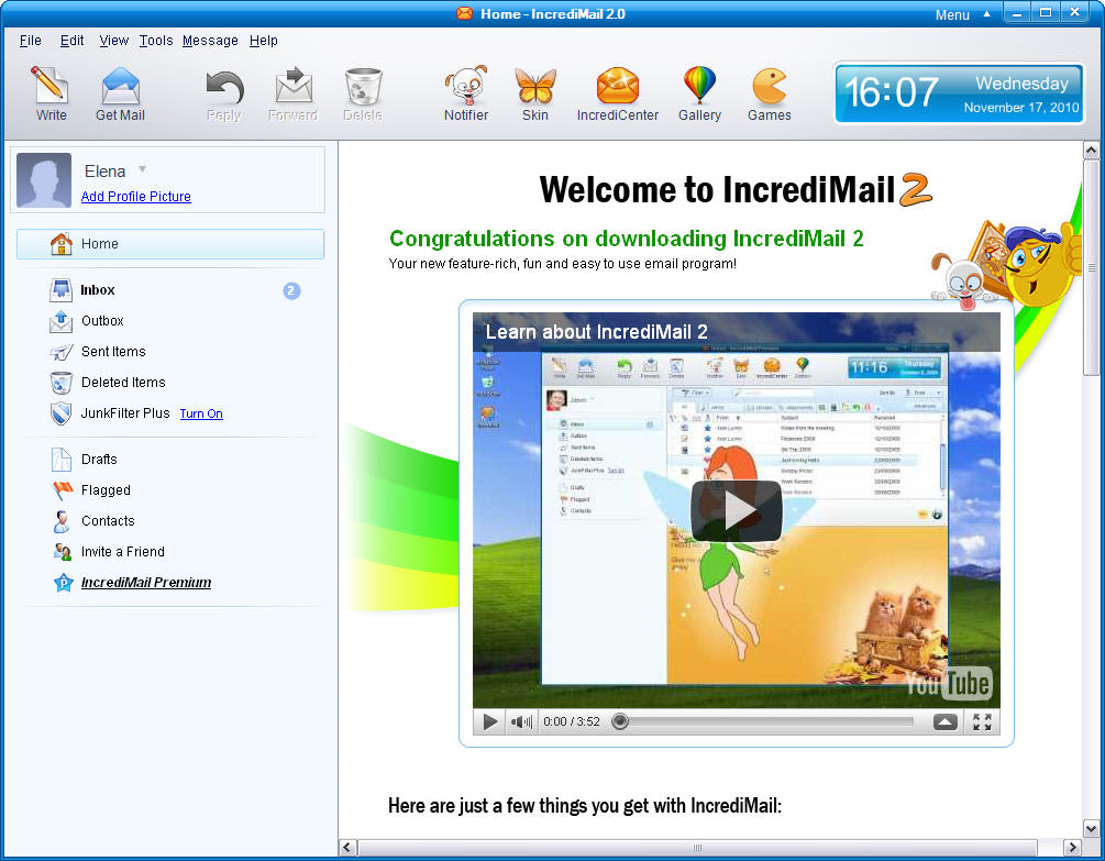 Is Incredimail safe to use on Windows 7