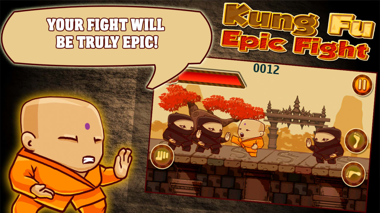 Kung Fu Epic Fighter