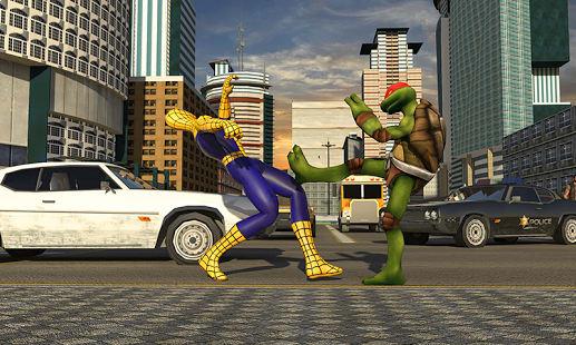 Ninja Turtle Warrior