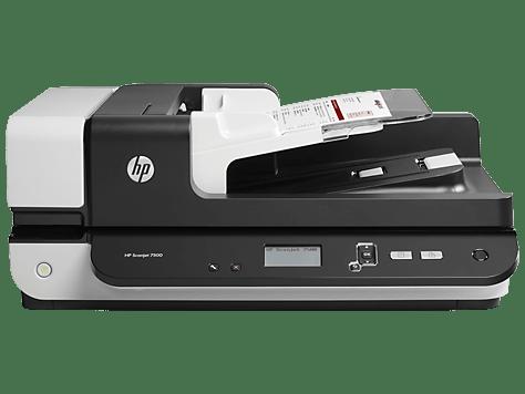 HP Scanjet Enterprise 7500 Flatbed Scanner drivers