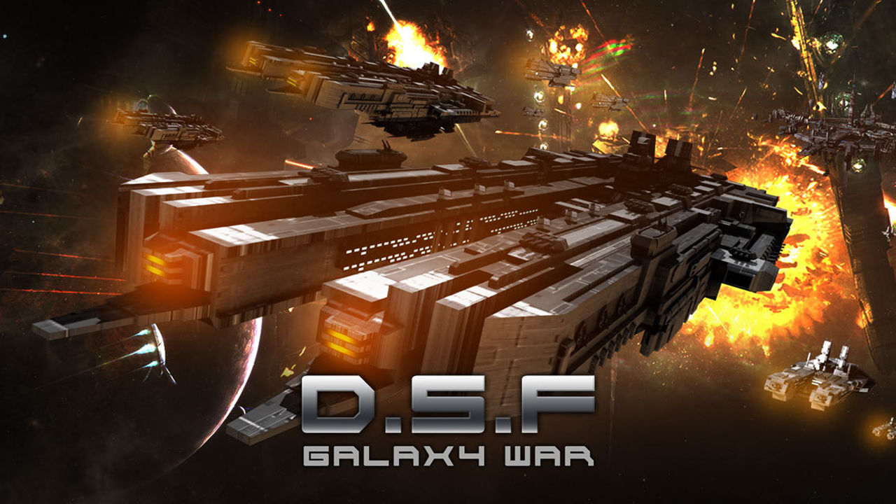 Deep Space Fleet: Galaxy War