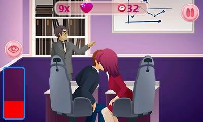 Office Love Story - Dangerous Flirting