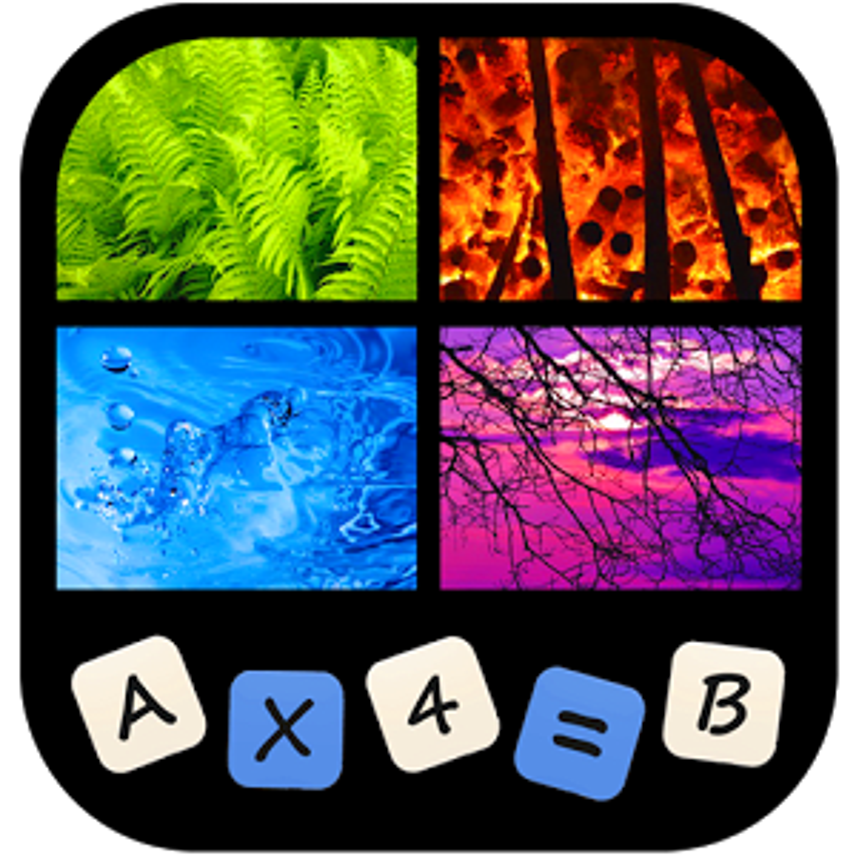 4 Fotos 1 Palabra + Cifras 2.3 y versiones superiores