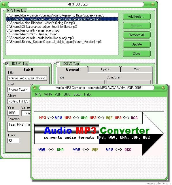 Audio MP3 Converter