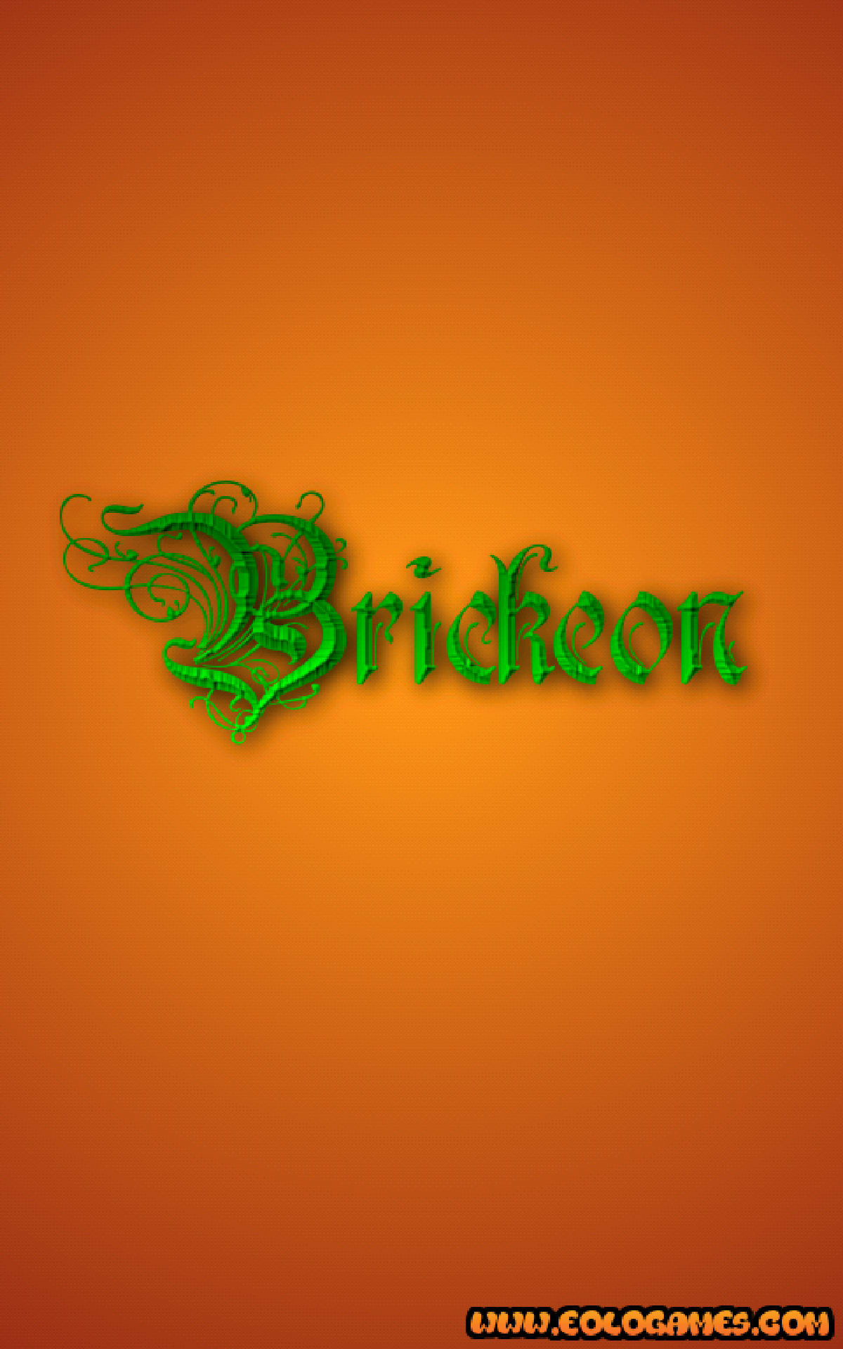 Brickeon - Brick Breaker Game