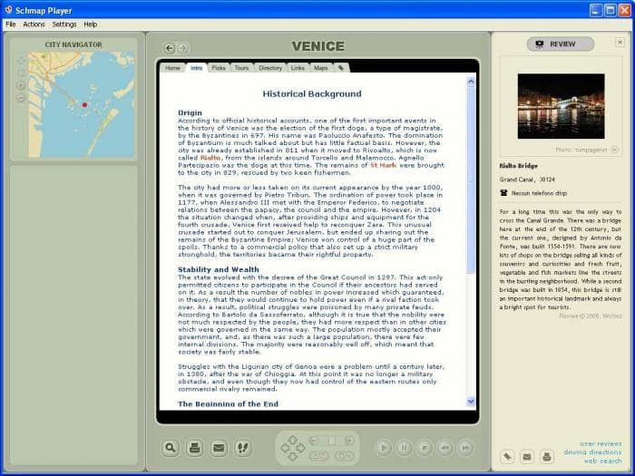 Schmap Venice Guide