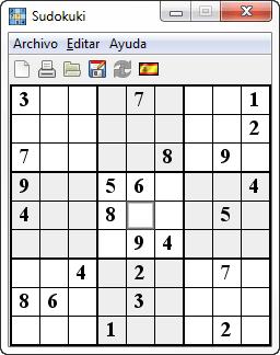 Sudokuki