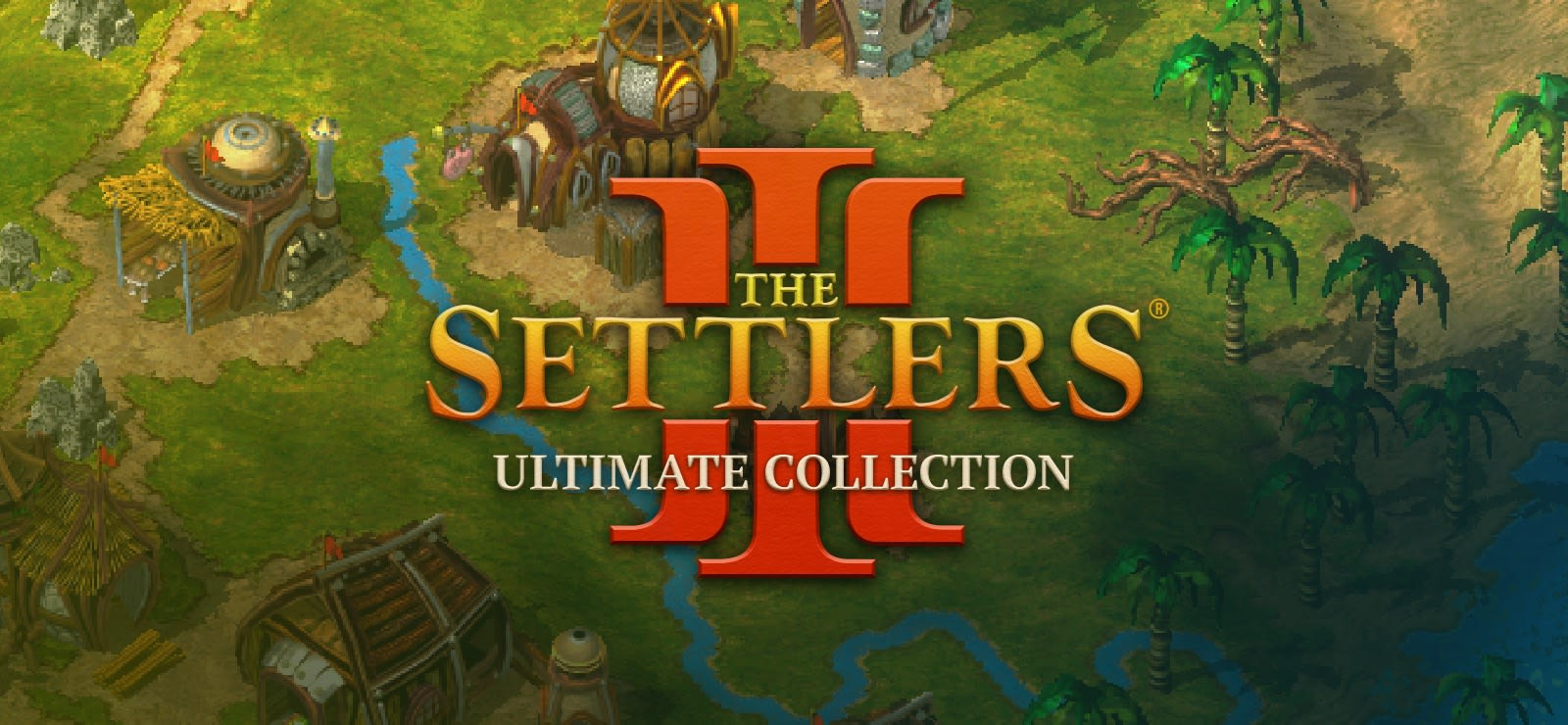 Settlers 3: Ultimate Collection varies-with-device