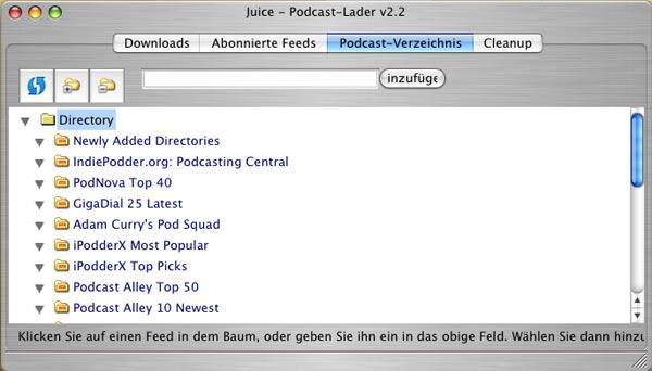 Juice (iPodder)