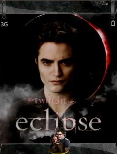 The Twilight Saga Eclipse Theme 1.0
