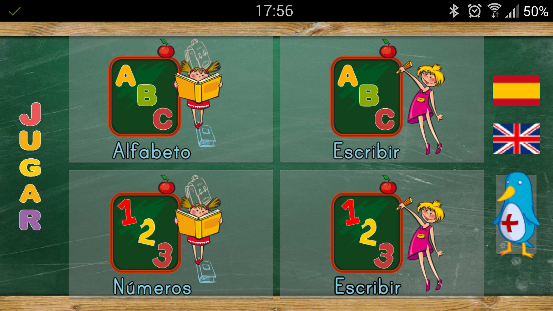 Juegos Infantiles (2,3,4 años)