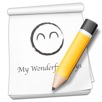 My Wonderful Days : Daily Journal/Diary 1.5.8