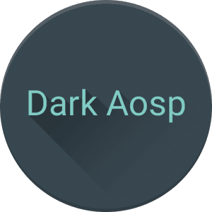 Dark Aosp Theme for LG V20 G5