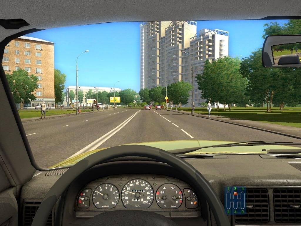 City Car Driving D Instructor Games