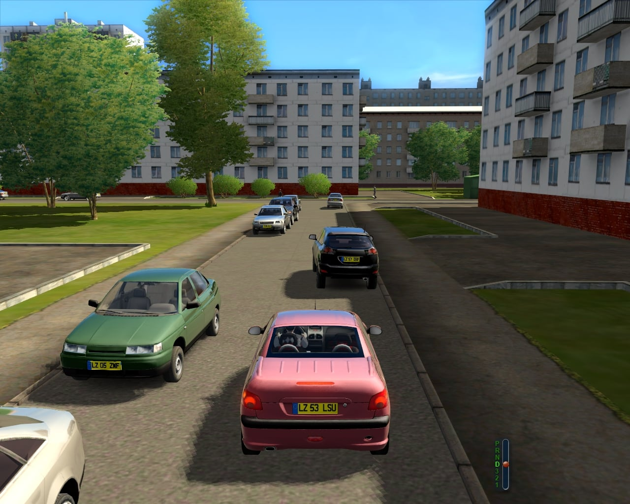 Games Car Taxi Driving