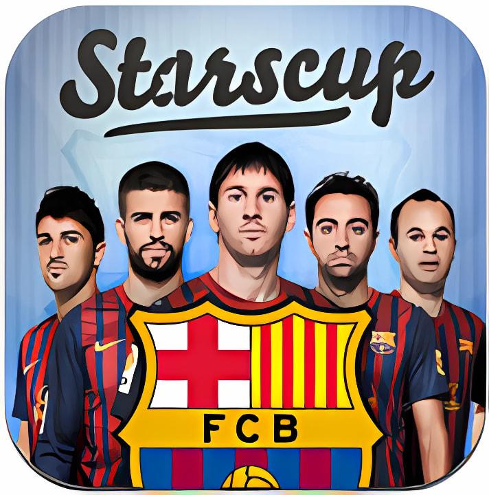FC Barcelona Starscup 1.40