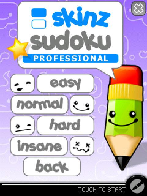 Skinz Sudoku