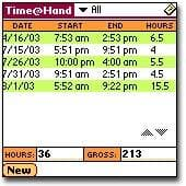 Time@Hand