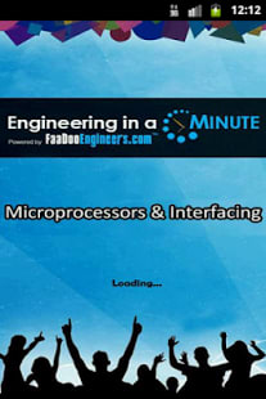 Microprocessors &Interfacing 1
