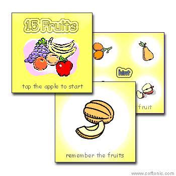 15 Fruits