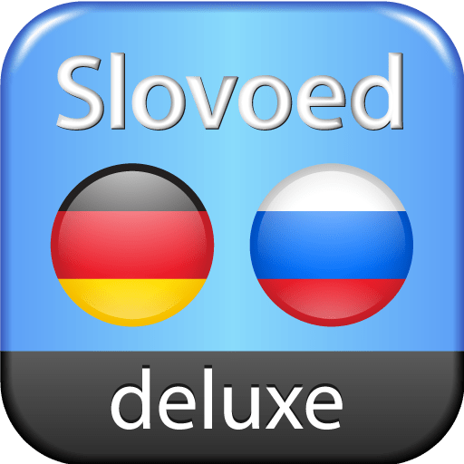 German-Russian-German Slovoed Deluxe talking dictionary