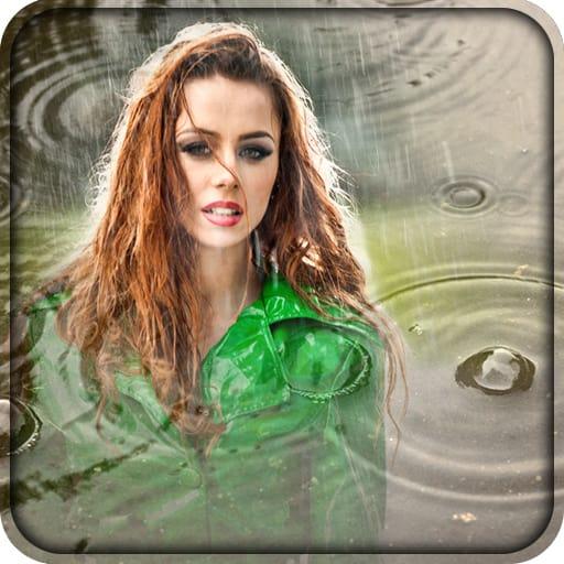 Rain Photo Frames