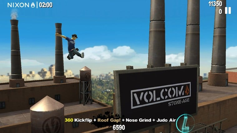 Endless Skater pour Windows 10