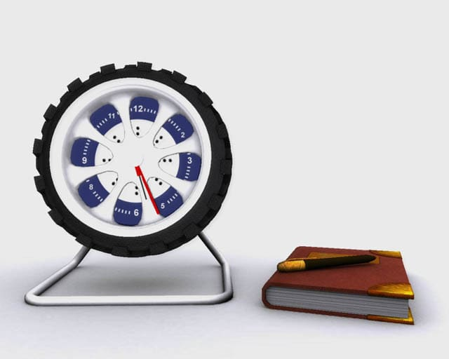 Office Clock 3D Screensaver