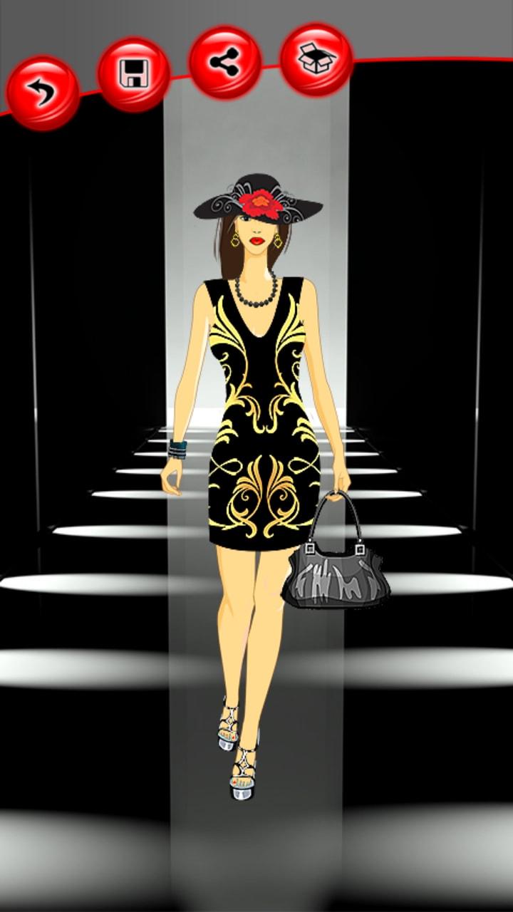 Fashion Model Dress Up Games