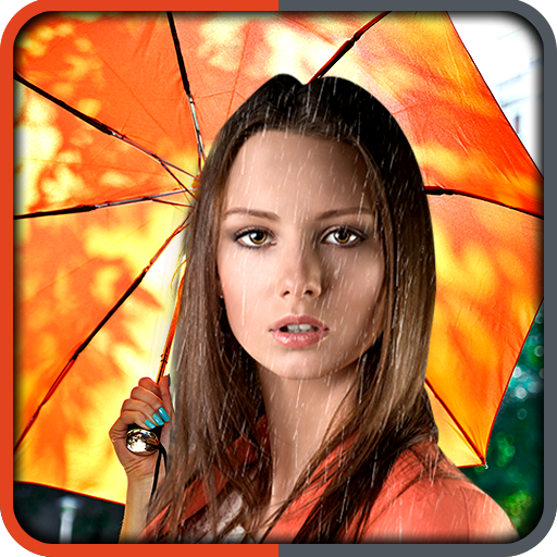 Umbrella Photo Selfie Editor