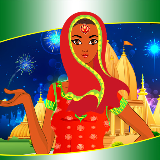 Hindi Girl Dress Up Games